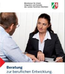 Beratung zur beruflichen Entwicklung - Broschüre zum Download